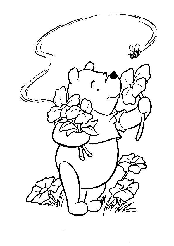 malvorlagen gratis winnie pooh - malbild