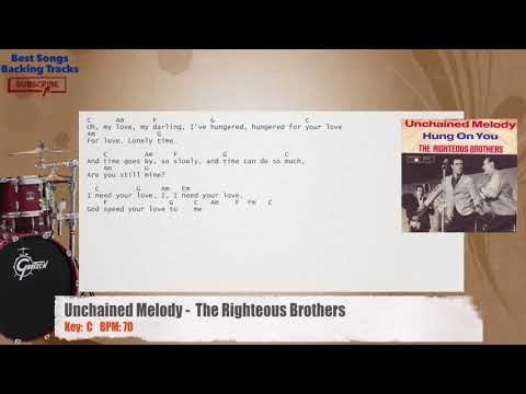 Best Songs Backing Tracks BSBT: Unchained Melody - The Righteous ...
