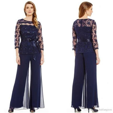 Plus Size Vintage Navy Blue Mother Of The Bride Dresses