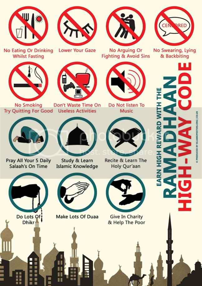 Ramadan Code for your Home
