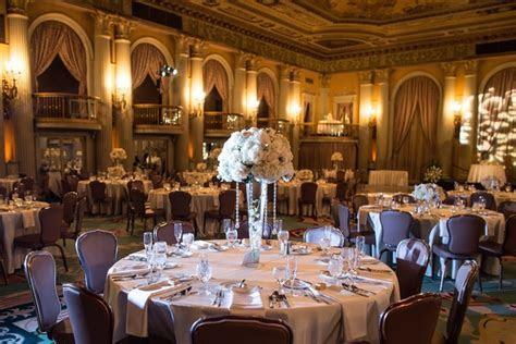 A Great Gatsby Wedding at an Old Hollywood Landmark