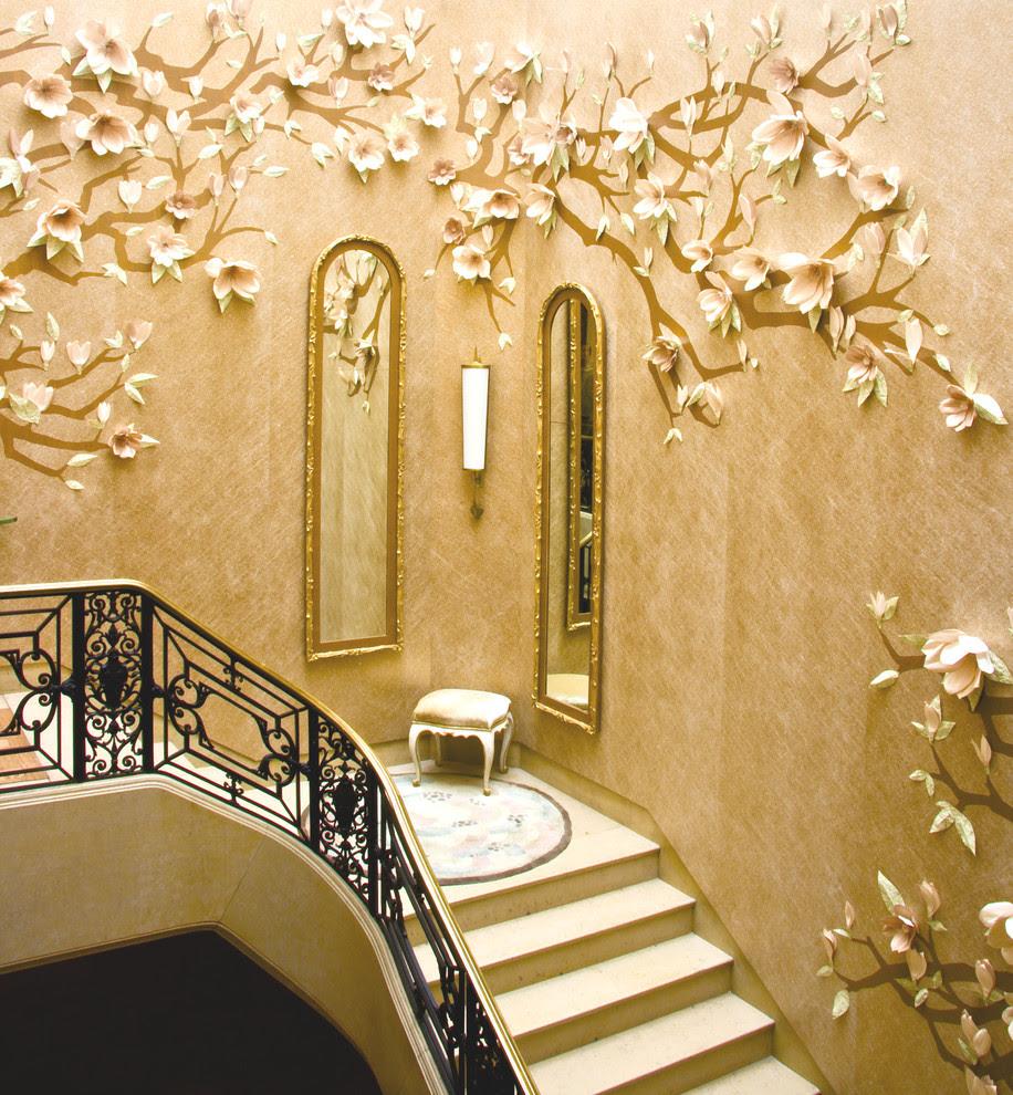 Elegant Bathroom Wall Decor Ideas