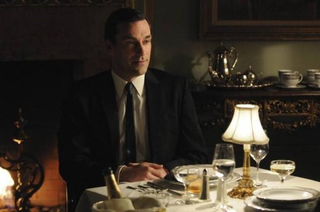 Mad Men saison 4 : Jon Hamm porte une Rolex Explorer 1