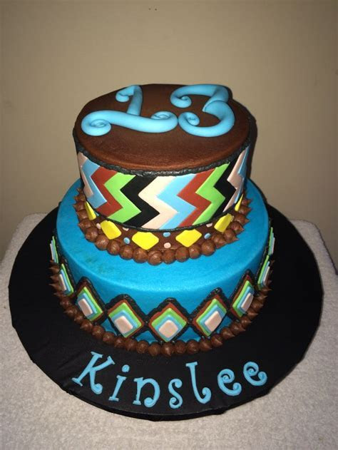 17 Best images about o: Tribal Designs/ Native Cakes on