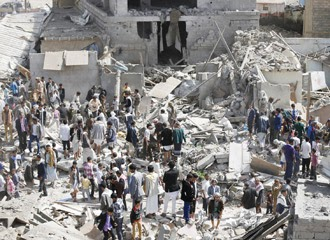 6581db22c أكدت القوات الموالية لحكومة الرئيس اليمني عبدربه منصور هادي الاثنين انها  بسطت سيطرتها على الجزء الاكبر من حي .