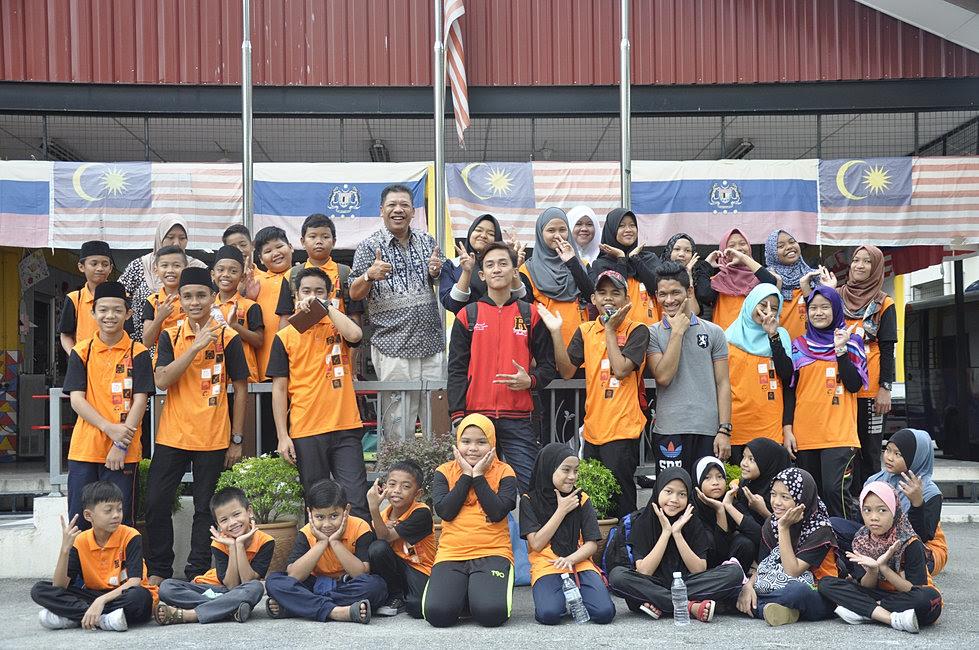 Sekolah Yayasan Chow Kit Kronis F
