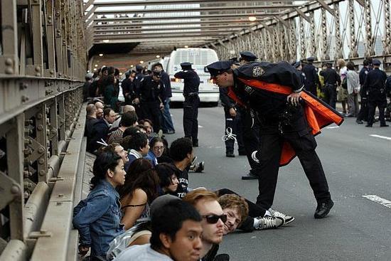 Bridge arrests