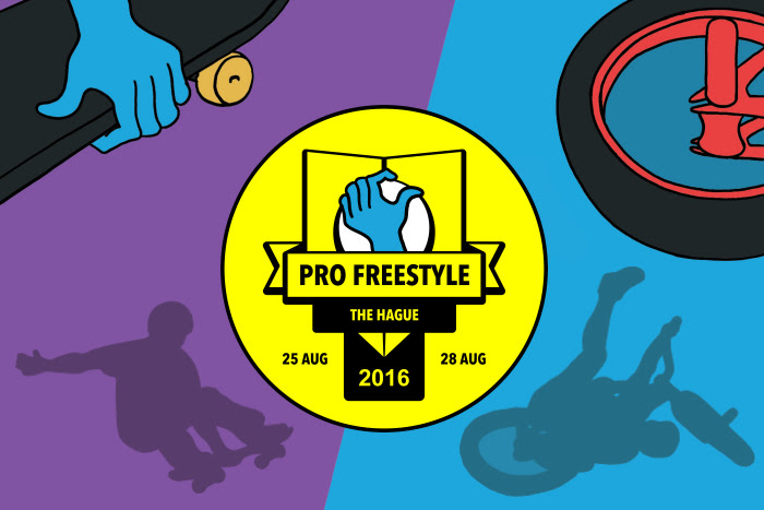 The Hague Pro Freestyle 2016
