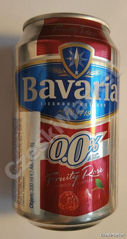 Piwo Bezalkoholowe Bavaria