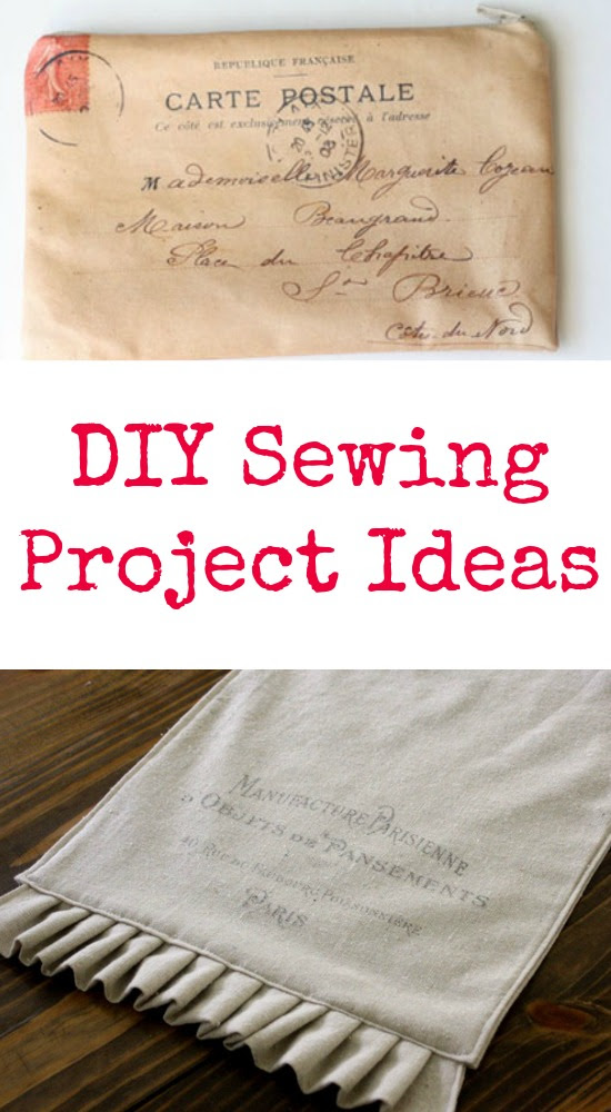 DIY Sewing Project Ideas