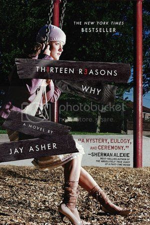 https://www.goodreads.com/book/show/1217100.Thirteen_Reasons_Why