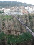 Le pont suspendu de Constantine