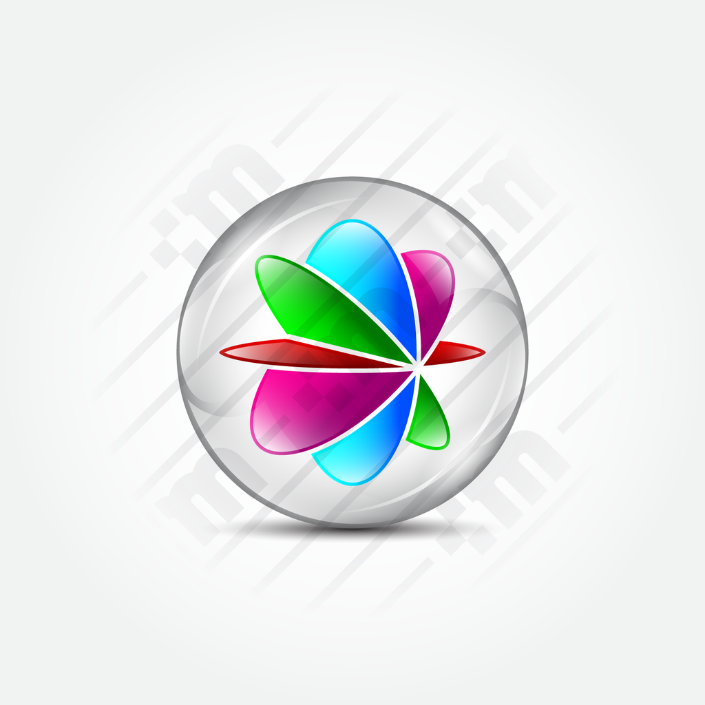 3d Logo Design Marble Clever Mark Store