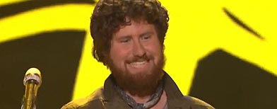 Casey Abrams (Screengrab/FOX)
