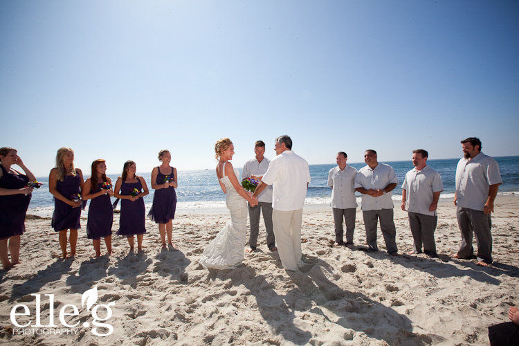 beach wedding windansea la jolla oceanview room point loma naval sub