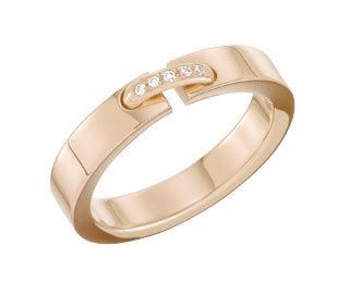 Liens XS ring   Jewellery design   Chaumet, Wedding rings