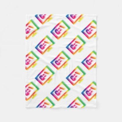 C:\ Nerds and Geeks Rejoice ! Fleece Blanket
