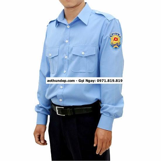 đồng phục bảo vệ tại hà nội,