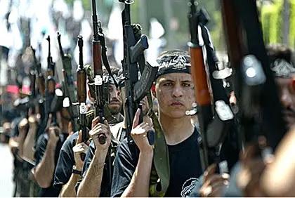 Al-Aqsa Martyrs' Brigades terrorists