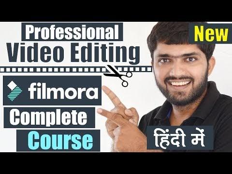 wondershare Filmora video editor app kaise use kare 2020
