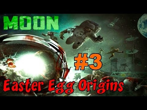 Cod Zombies Easter Egg Origins Moon Part 3 Call Of