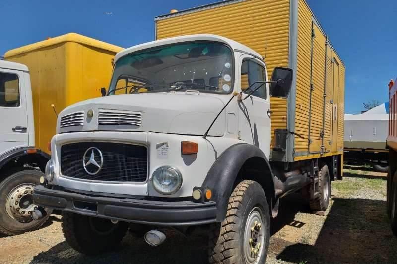 Mercedes-Benz 1989 Mercedes Benz 1113 Service Truck other ...