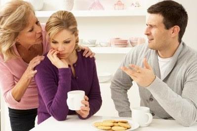 Toksyczna synowa - czy Ty taką jesteś?*