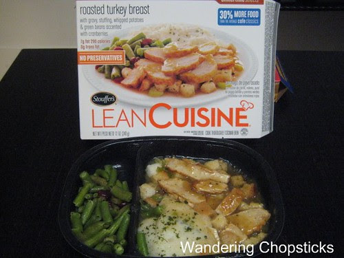 Frozen Turkey Dinners 3
