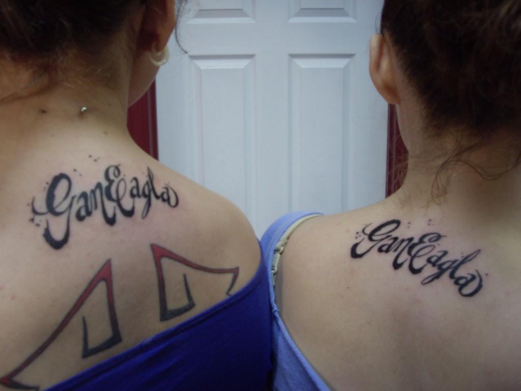 Cool Sister Tattoos