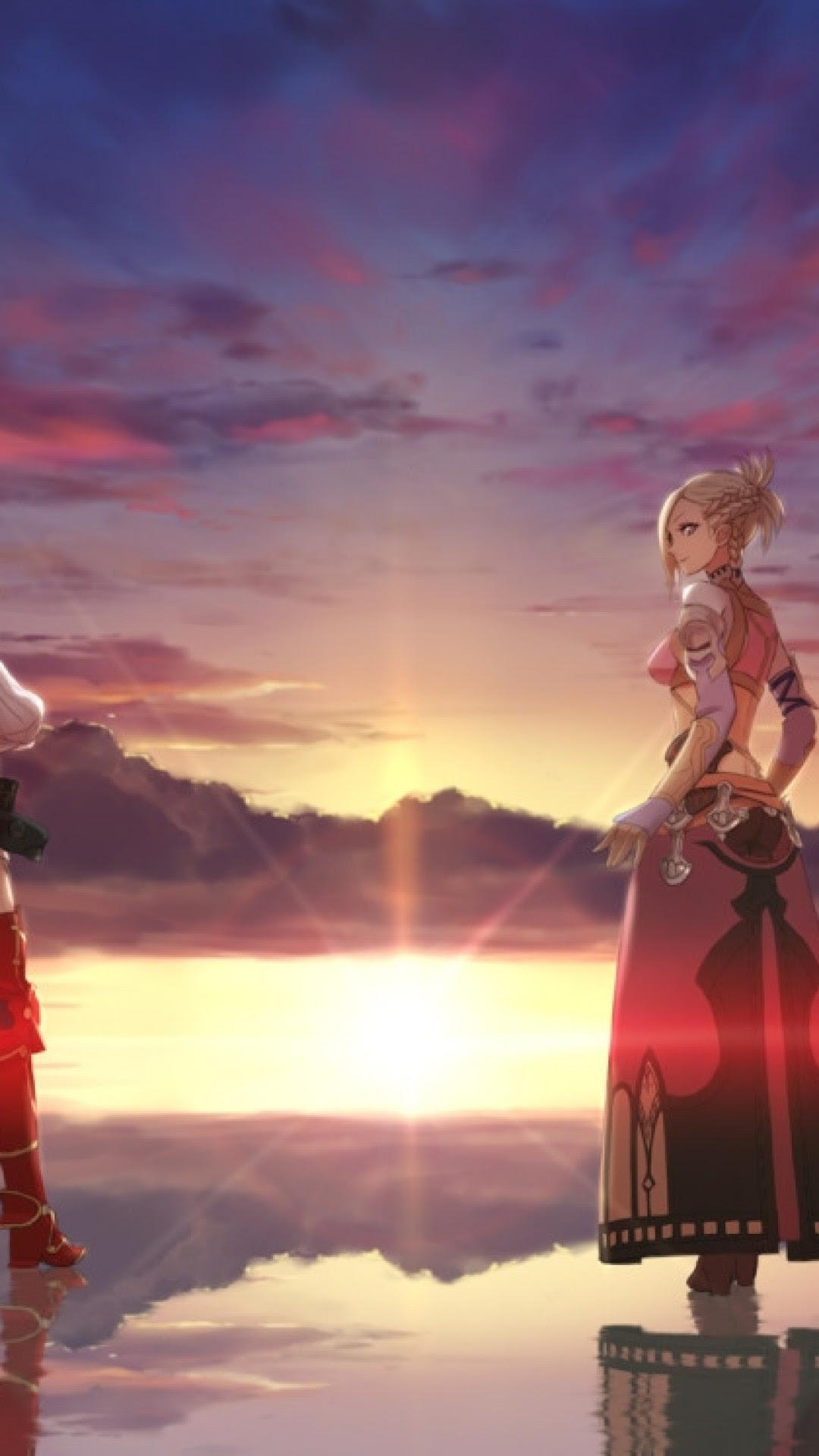 Unduh 81 Koleksi Final Fantasy Wallpaper For Iphone Terbaik