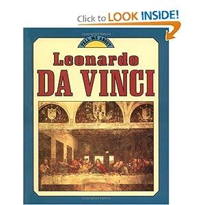 Leonardo Da Vinci (Tell Me About...(Carolrhoda))