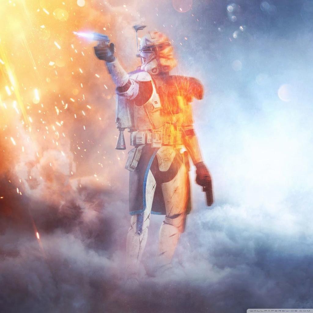 Battlefront 1 Captain Rex Phase 2 Ultra Hd Desktop Background Wallpaper For 4k Uhd Tv Tablet Smartphone