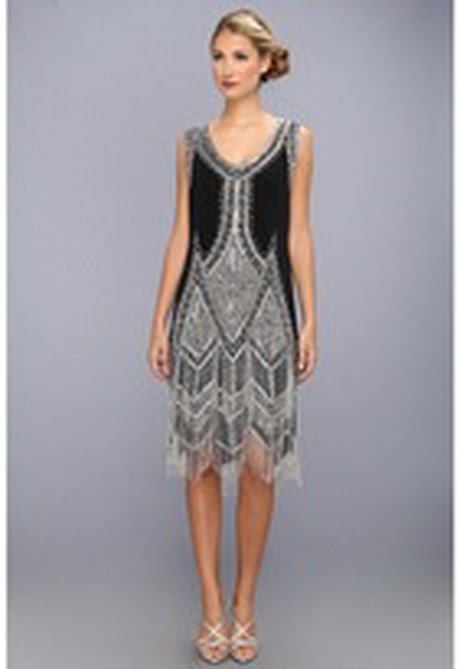 charleston jurk vintage 45 9