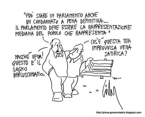 Intervista a Longo - il sogno berlusconiano by Livio Bonino