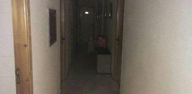fantasma pasillo