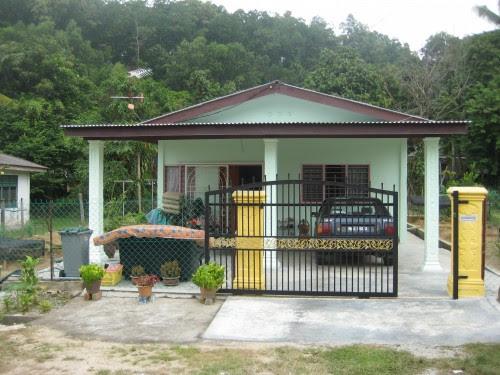 51 Rumah Minimalis Sederhana Di Desa Konsep Penting