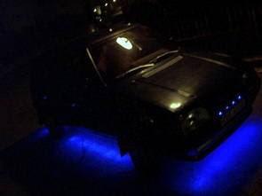 Neon Led mạch cho xe hơi