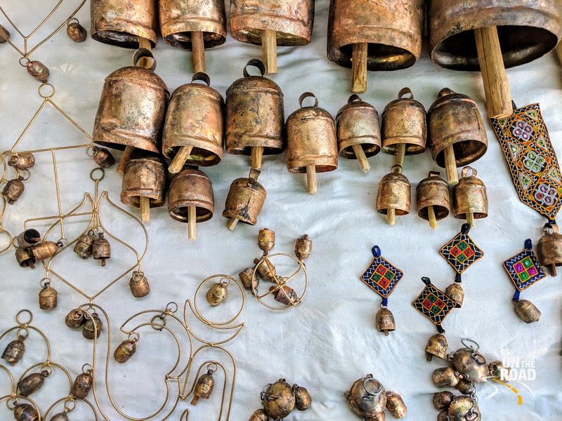 The hand made bells of Nirona, Kutch, Gujarat, India