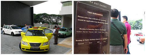 Taxi and Surcharge
