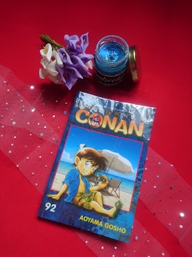 Detektif Conan Vol. 92 Review