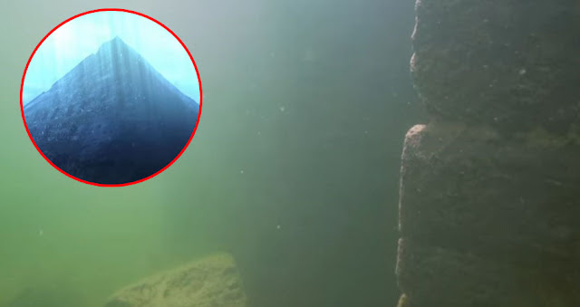 Meet The Enigmatic 'Pre Flood' Pyramids Beneath Lake Fuxian In China