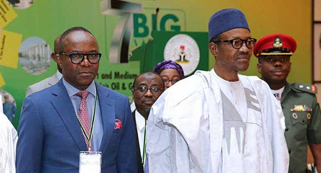 Leaked memo: What Buhari told me – Ibe Kachikwu