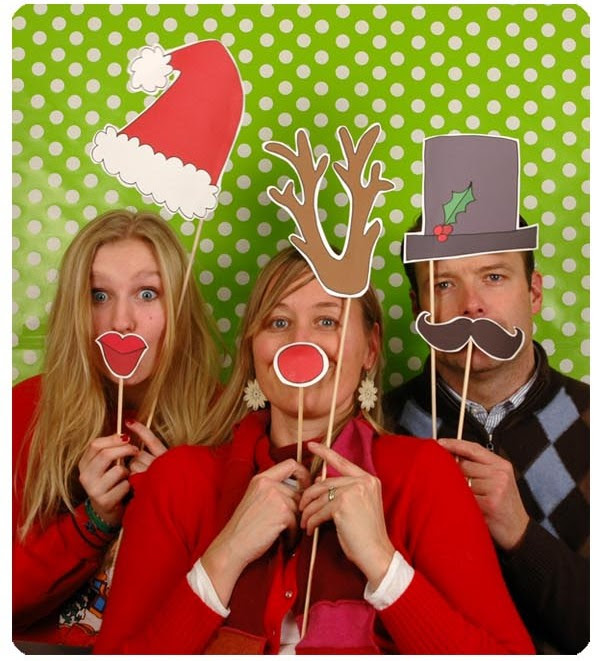 13 Christmas Photo Booth Ideas Images Christmas Photo Booth Ideas