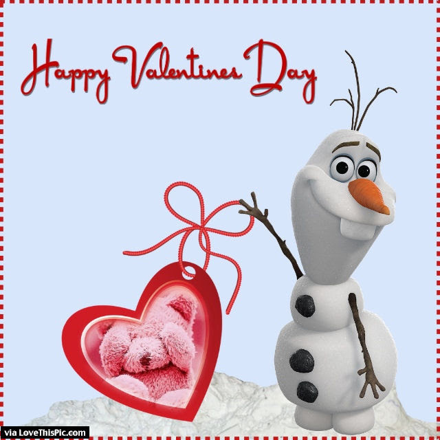 Olaf Happy Valentines Day Quote Pictures Photos And Images For