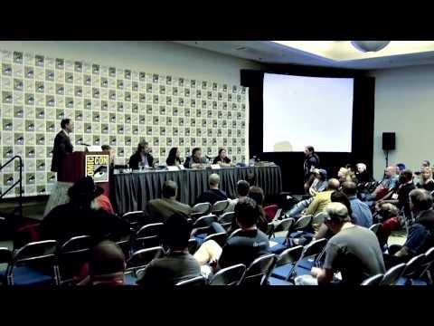 Proyecto Niantic - Video de Tycho en ComicCon