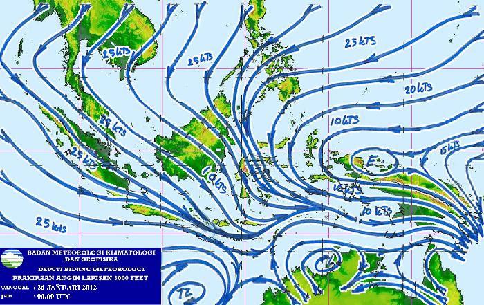 TERISI CYBER Memahami dan Mewaspadai Cuaca Ekstrem saat