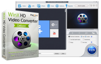 Giveaway: WinX HD Video Converter Deluxe 5 for FREE