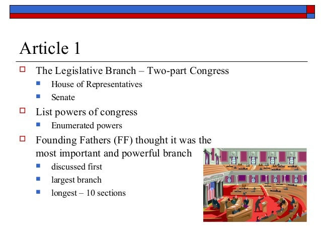 2 ARTICLE 1 SECTION 8 IS WHAT CLAUSE