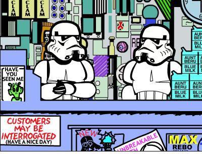 Trooper Clerks