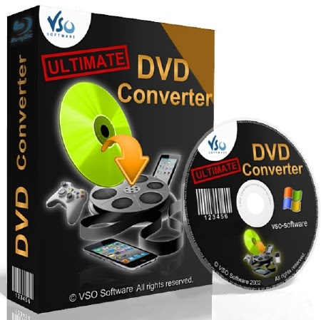 VSO DVD Converter Ultimate 4.0.0.13 Final Serial Key Full Free Download